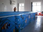 Ремонт и полировка пластиковых басейнов