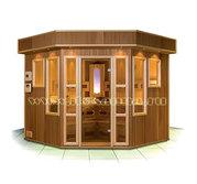 Сауна ИТС®. Модель Грация. Готовая сборная сауна для Вашего дома!