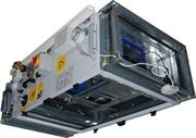 Frivent AquaVent WR  - Приточно-вытяжные плоские  установки